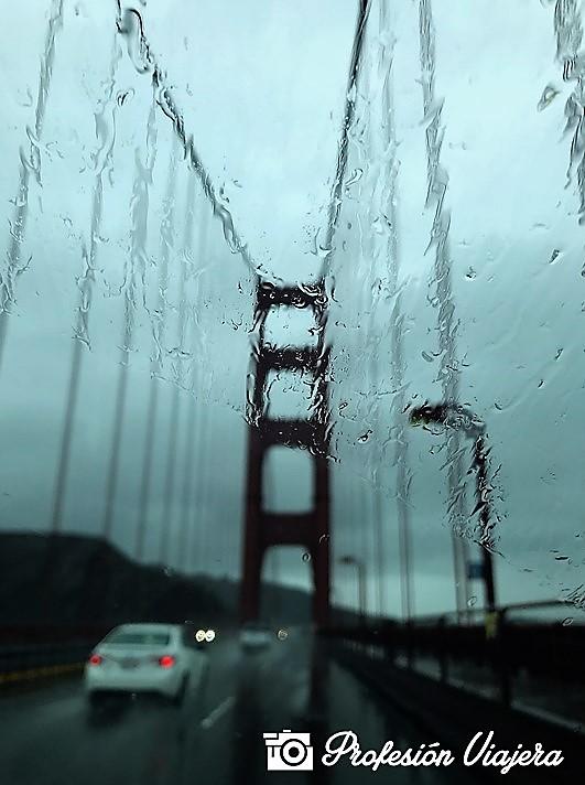 puente golden gate Bridge de San Francisco Costa Oeste de los Estados Unidos By Profesión Viajera